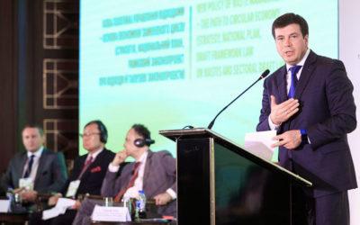 Про актуальні аспекти чинного законодавства України при формуванні політики поводження з відходами